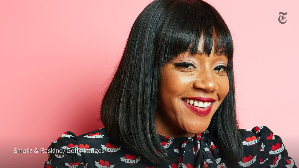 We talked to Tiffany Haddish after a breakout year https://t.co/tCvbNsK01x https://t.co/g1Jin4LvF2