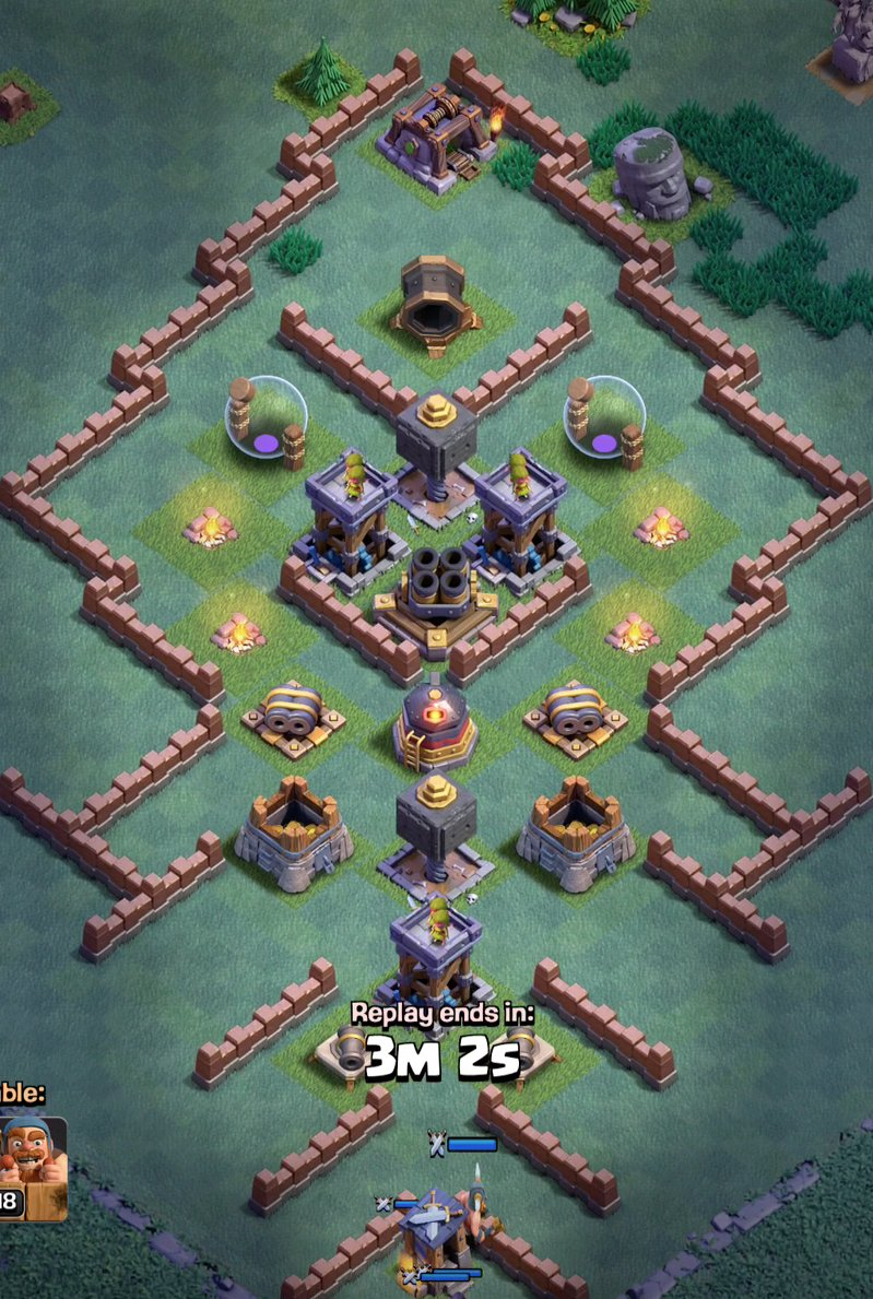 Galadon gaming on twitter i think ive succeeded in designing the in clash of clans check out the video later today then come by the stream and try to beat it to win cah clashofclans clashofclanspicitter publicscrutiny Image collections