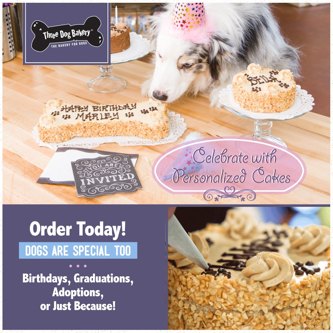 Three Dog Bakery On Twitter Dont Forget To Stop By The Bakery