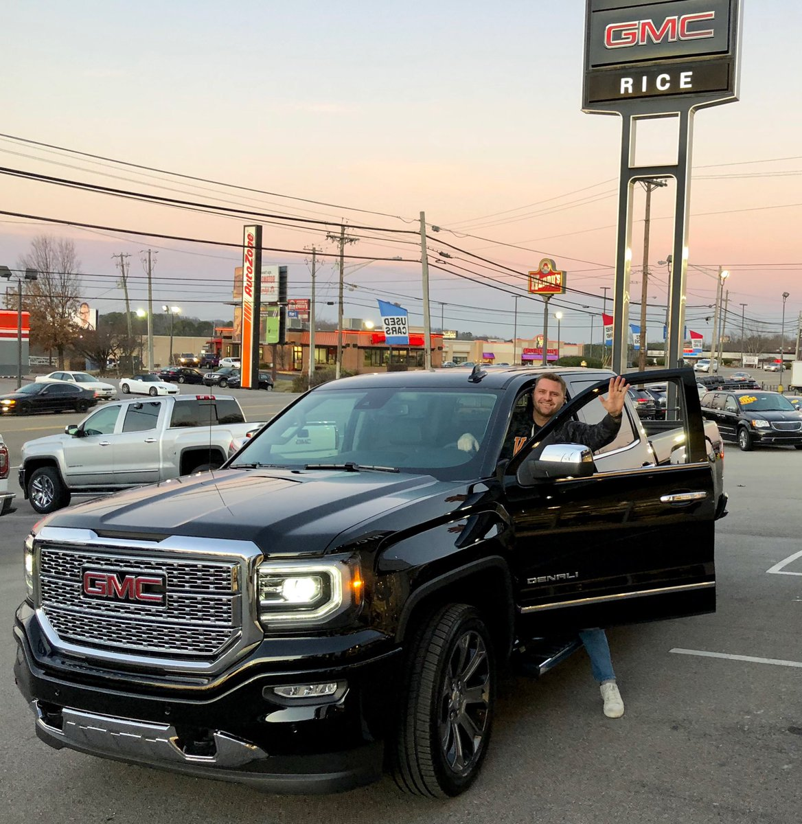 erik ainge on twitter if you want a good deal on a 2018 ricebuickgmc sierra 1500 denali look no further than rice buick gmc just traded in last week i love the twitter