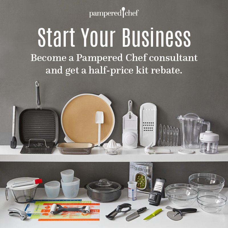 Pampered Chef On Twitter When You Start A Business In January You