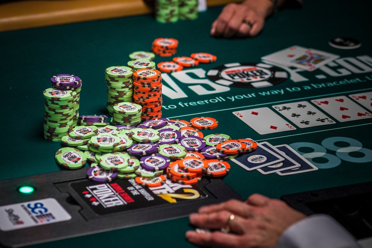 """WSOP on Twitter: """"What are your poker goals for 2018? #poker… """""""
