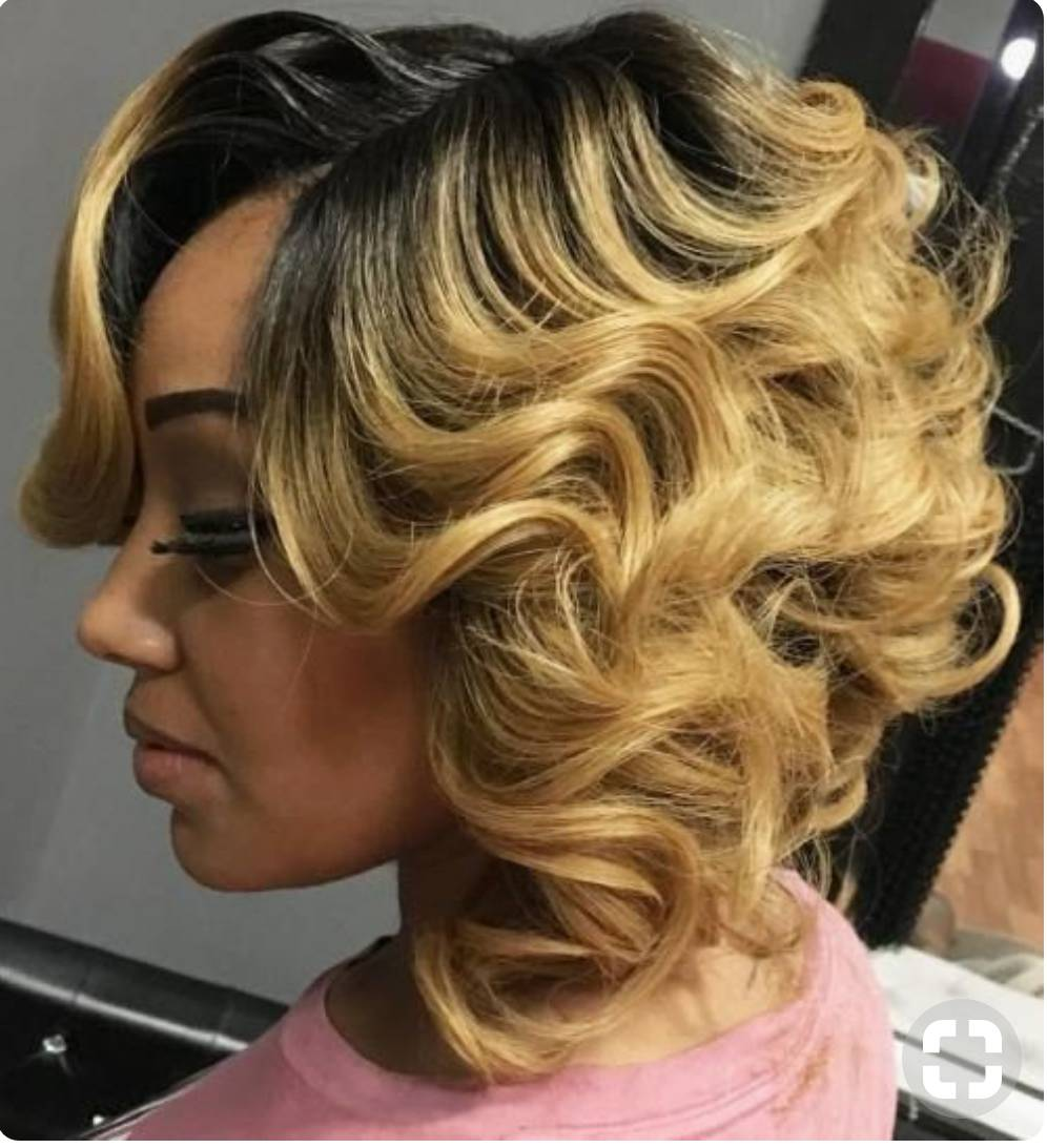 Nicole Noire Hair On Twitter This Curly Bob Is Poppin