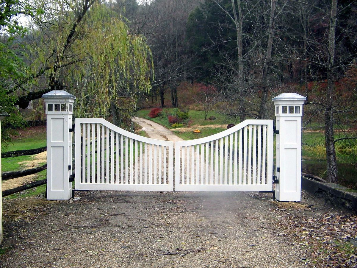 For Guidelines, Design Ideas, And Safety Information On #driveway #gate # Lighting, Read Our Latest Blog Post: