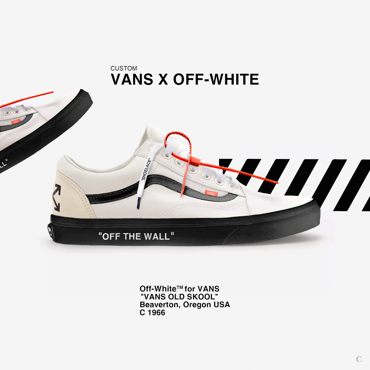 Chris On Twitter My Take Vans X Off White Let Me Know What You Guys Think