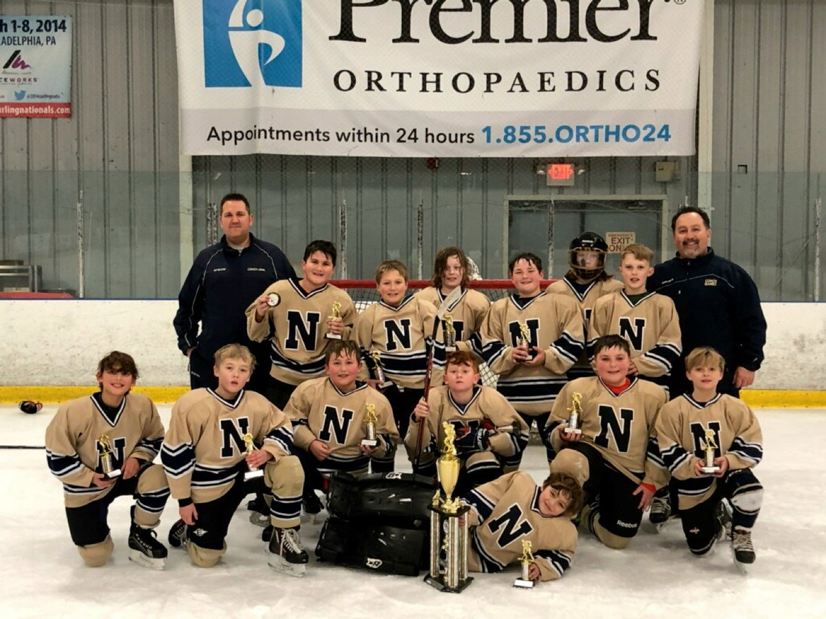 Navy Youth Hockey On Twitter Congratulations To Squirt White For
