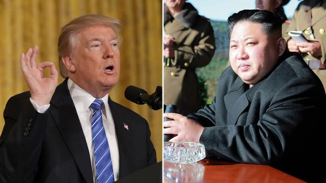 #BREAKING: Trump brags: I have a 'much bigger' nuclear button than Kim Jong Un https://t.co/SyhIx4ykHY