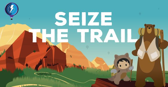 Trailhead on Twitter - Salesforce Trailhead 2018-01-03 22:28