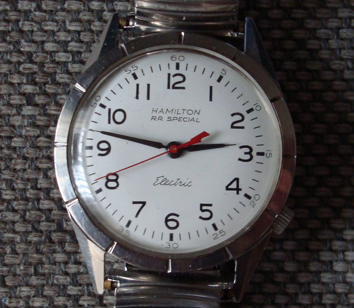 On This Day In 1957 The Hamilton Watch Company Introduced First Electric