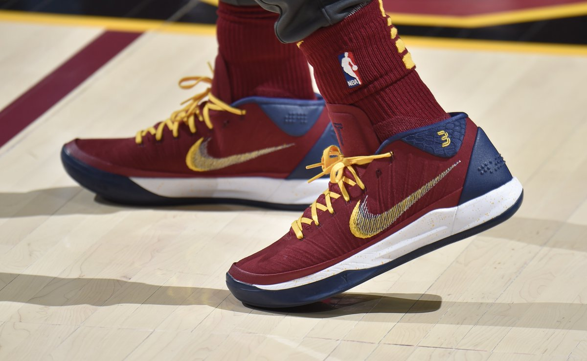 🔥 @isaiahthomas' #NBAKicks for his return!   #ThatSLOWgrind #AllForOne
