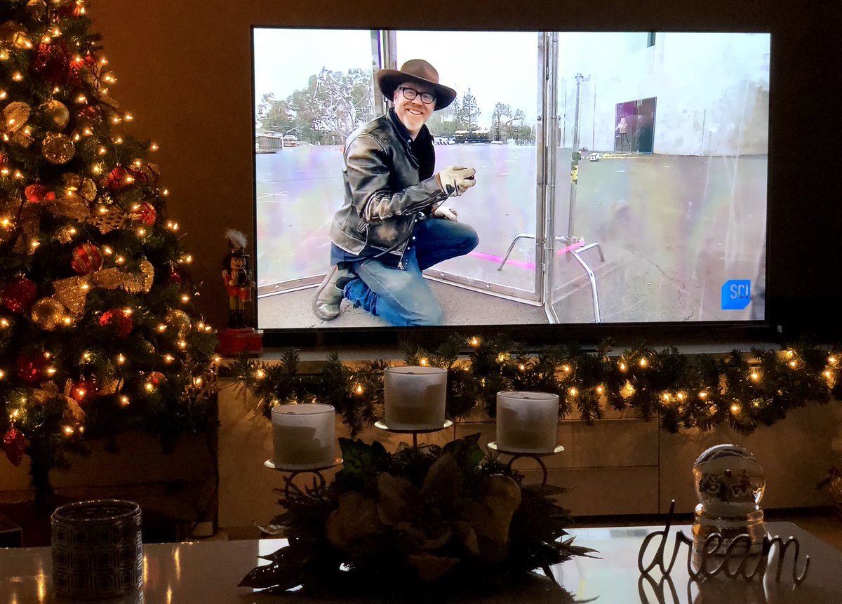 donttrythis i started laughing out loud during the mythbusters ballistic backyard bedlam episode where they - Mythbusters Christmas Tree