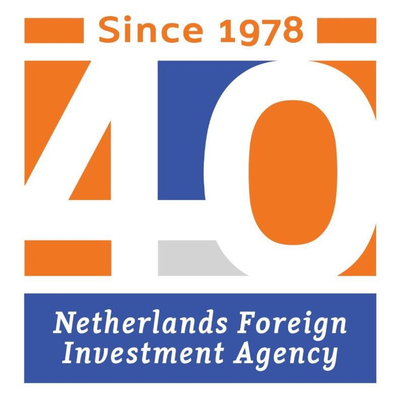Netherlands foreign investment agency logo design trend vision forex