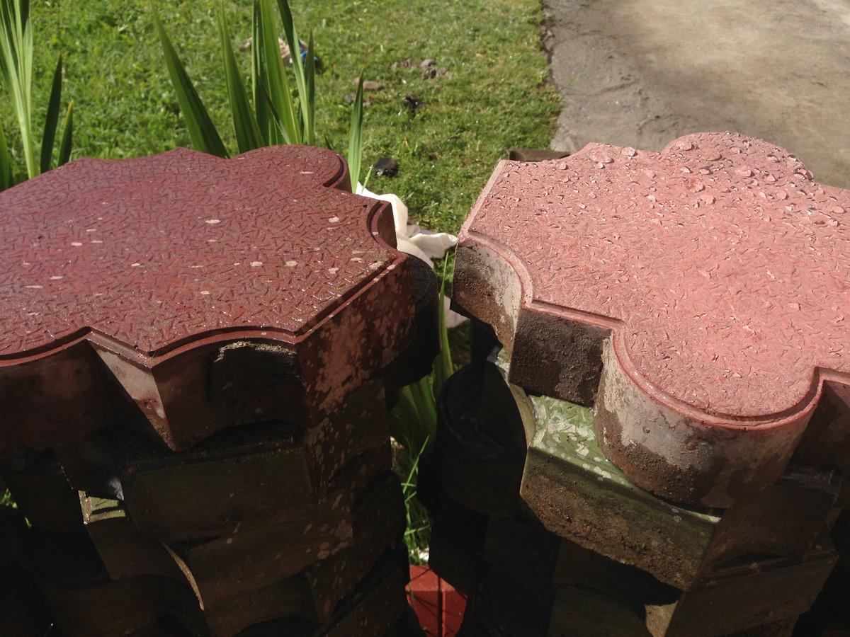 водоотталкивающая пропитка для тротуарной плитки