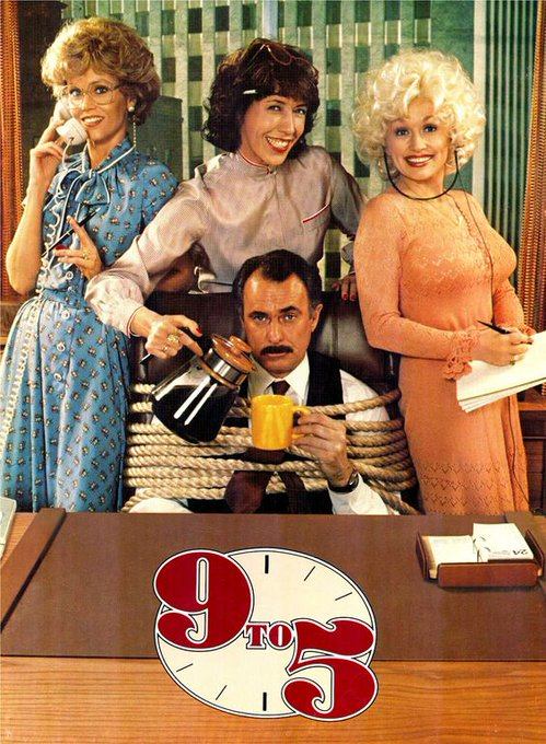 Happy Birthday to Dabney Coleman(bottom, center), who turns 86 today!