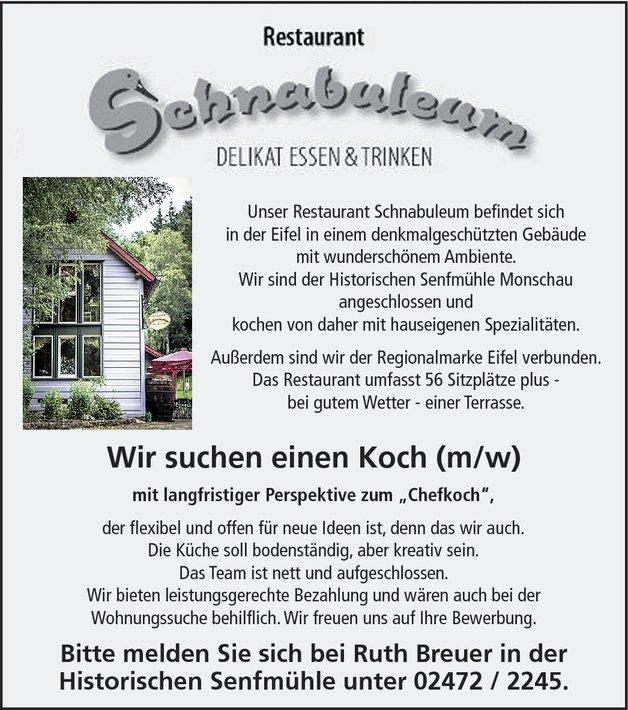 Stellenmarkt Direkt On Twitter Koch Köchin In Monschau