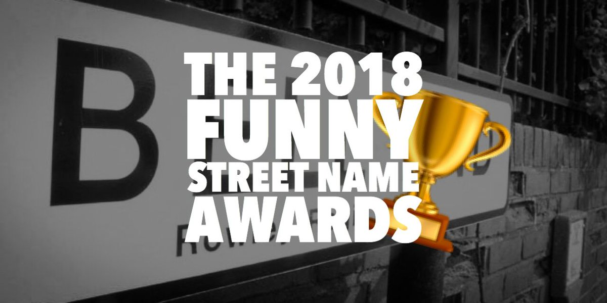 Black country radio on twitter after residents of bell end in let us know the best funny road names in the black country and well crown our favourite the first funny street name champpicitteruojd5nmy4k sciox Gallery