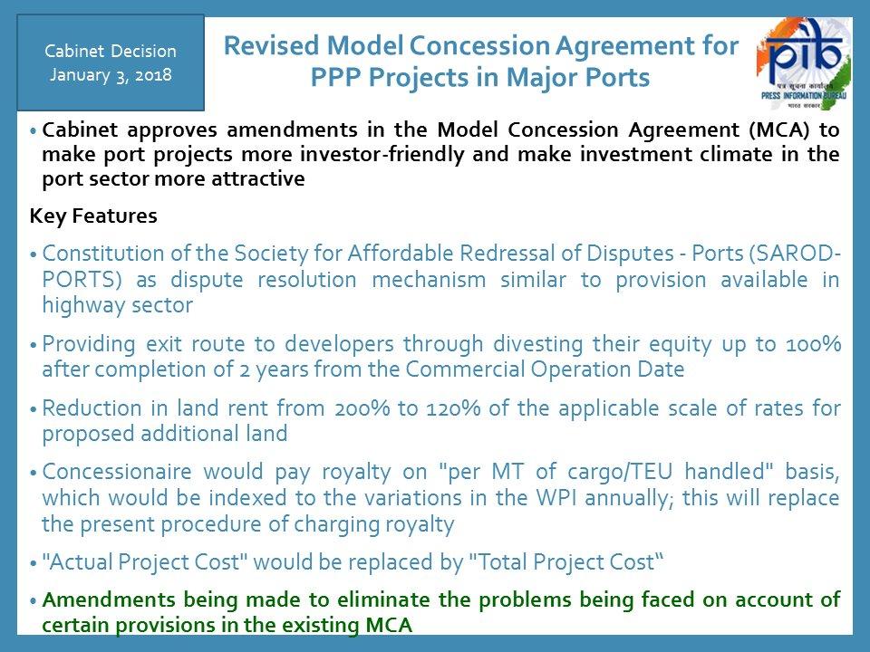 Sitanshu Kar On Twitter Cabinet Approves Amendments In The Model