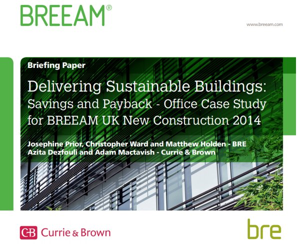 sustainable construction case studies Other case studies show that energy-efficient design can reduce a building's energy consumption by as much as 50% (the rise of the green building, 2004) the growing awareness of sustainable construction's potential to positively impact environmental issues is pushing green building to the.