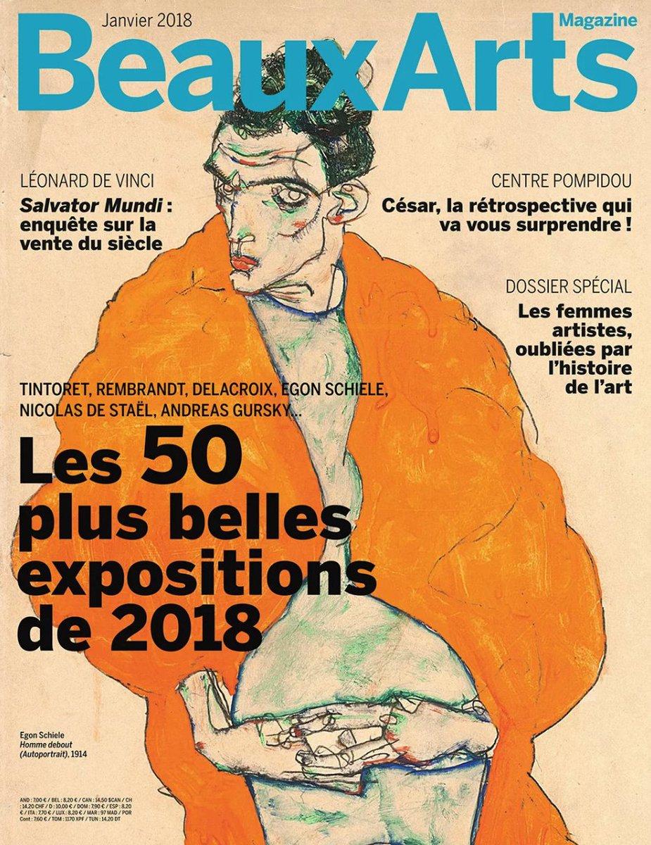 Beaux Arts magazine on Twitter: