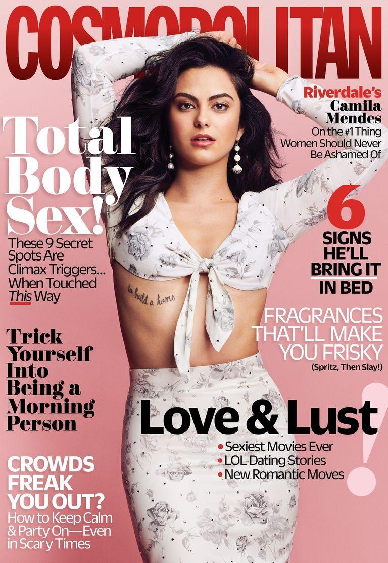 M - The Women's Magazine for Fashion, Sex
