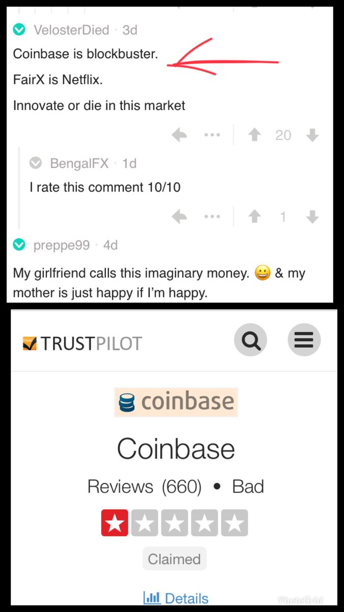 get money out of coinbase canada