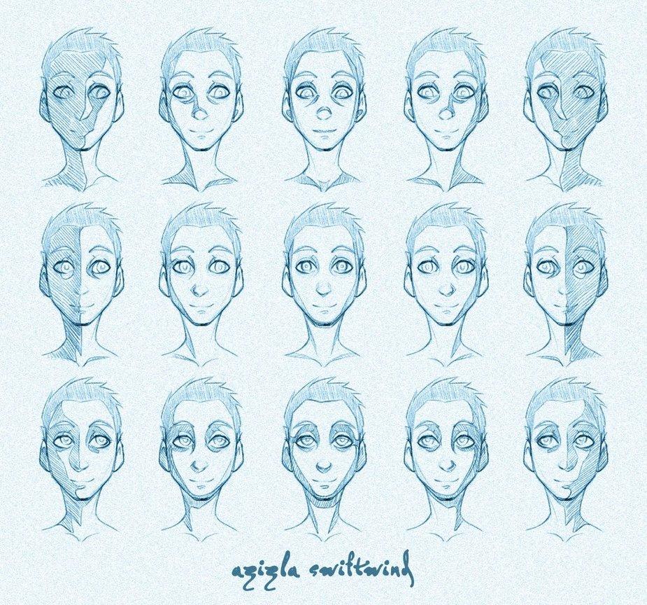RT @Arting_2D: 얼굴의 빛/명암/그림자 #얼굴 #빛 #튜토리얼 #자료 #아트인지 #Face #Light #Shadow #Tutorial #Reference #ArtInG https://t.co/FbTHmA3pxN
