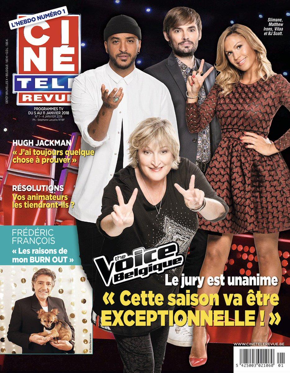 Cine Tele Revue On Twitter Des Ce Jeudi 4 Janvier Dans Votre
