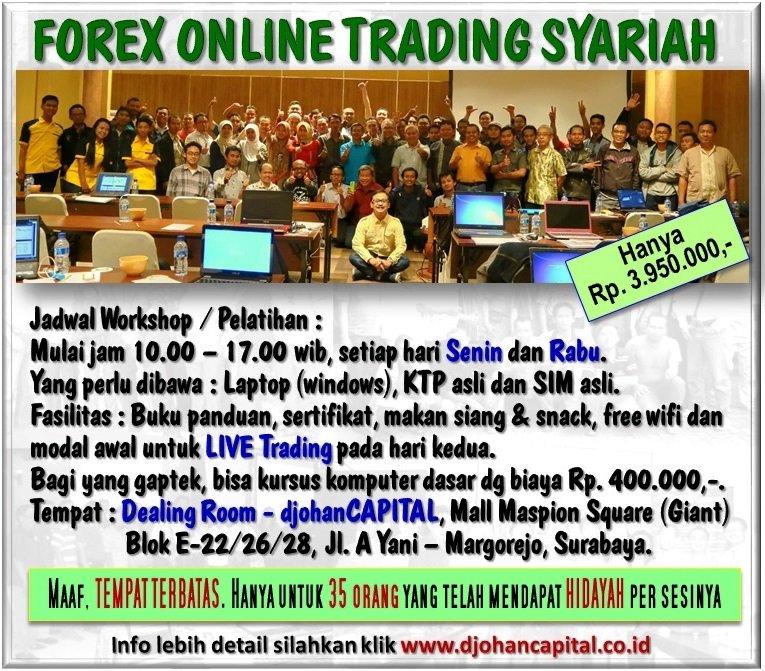 5 Broker Trading Syariah untuk Trader Muslim