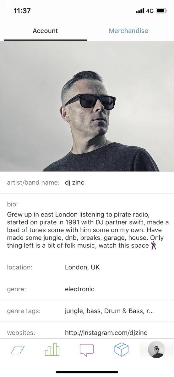 DJ ZINC on Twitter:
