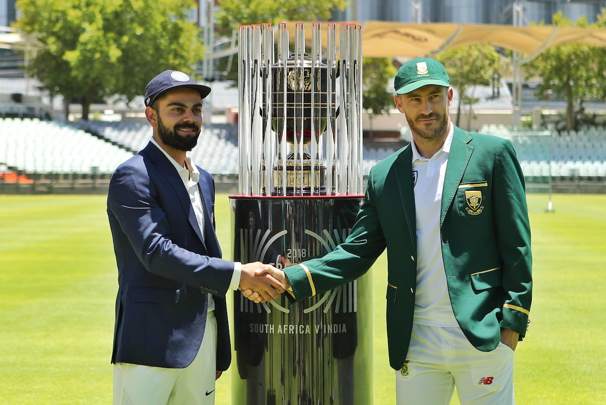 SA vs IND 2018: We Want To Eliminate Spin As Much As Possible: Faf Du Plessis