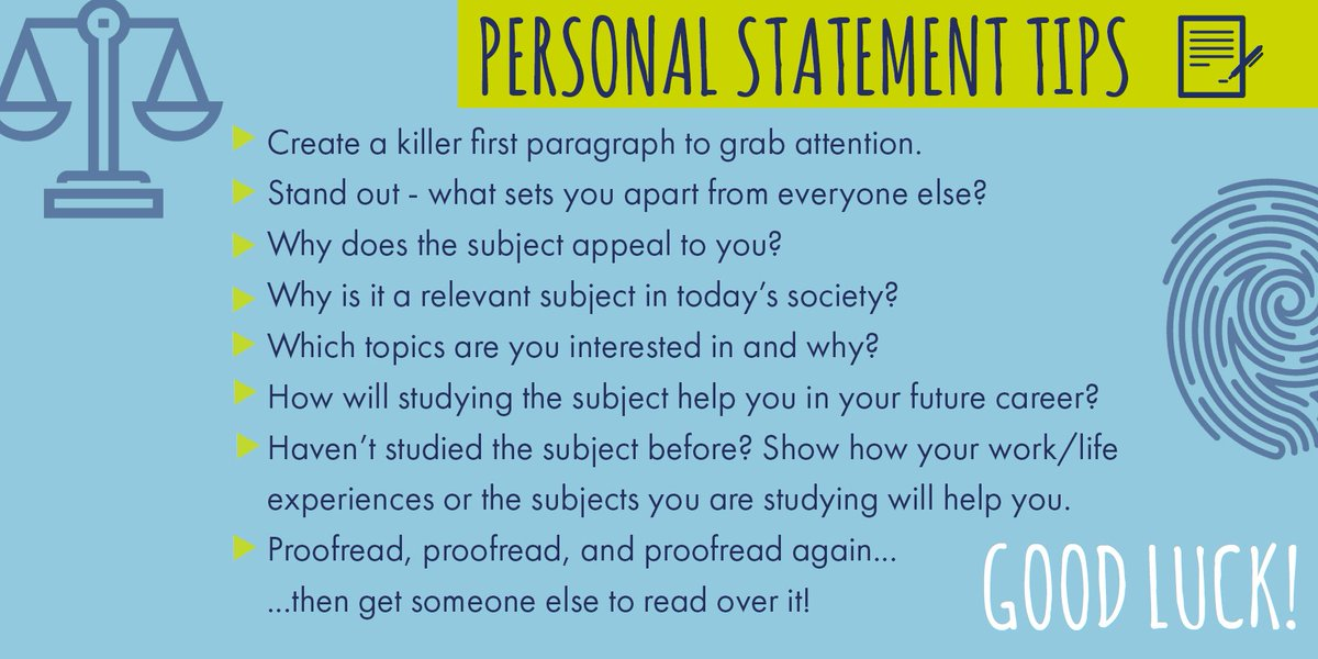 Top Tips For Writing Your UCAS Personal Statement t