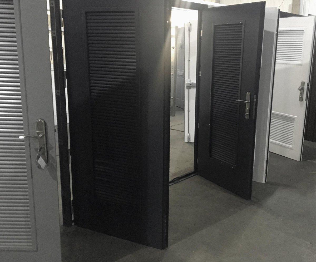 Louvred Doors Owly CLRt30hygxj Steeldoors Industrial Commercial Westmidlands Newyear Secure Louvrepanel Door Securitydoor Birmingham