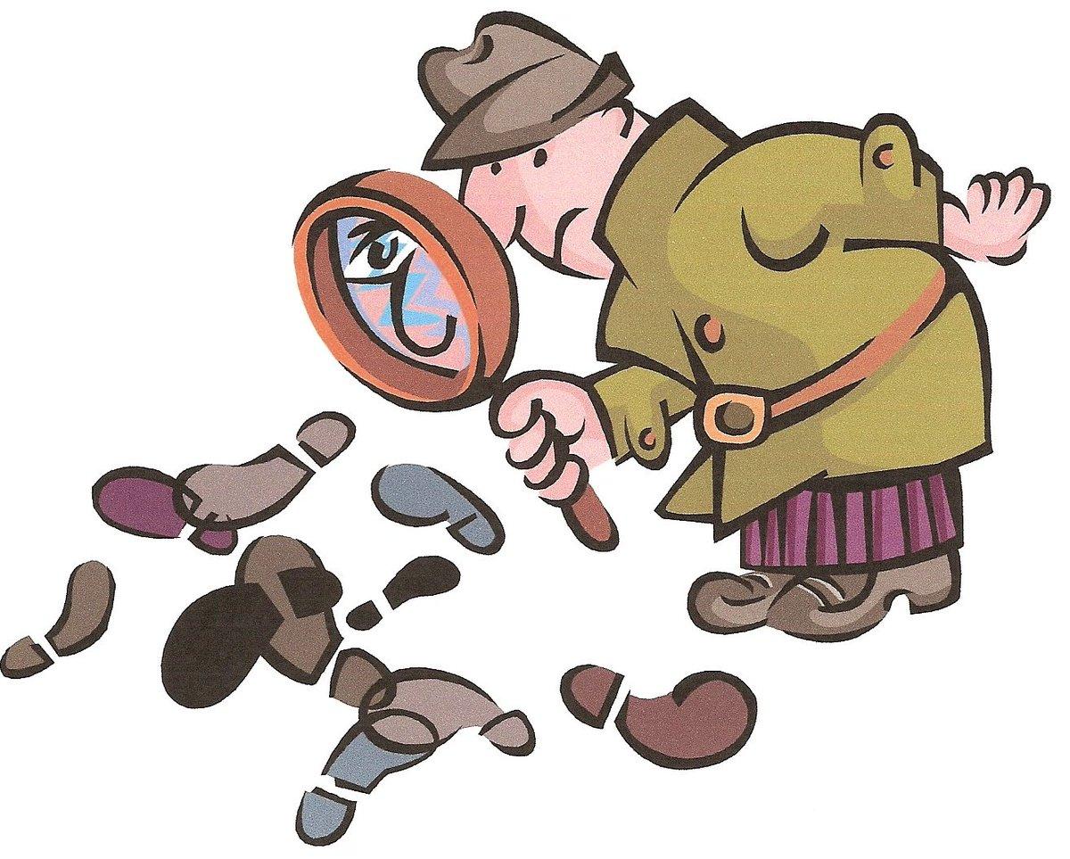 Поздравления для детектива