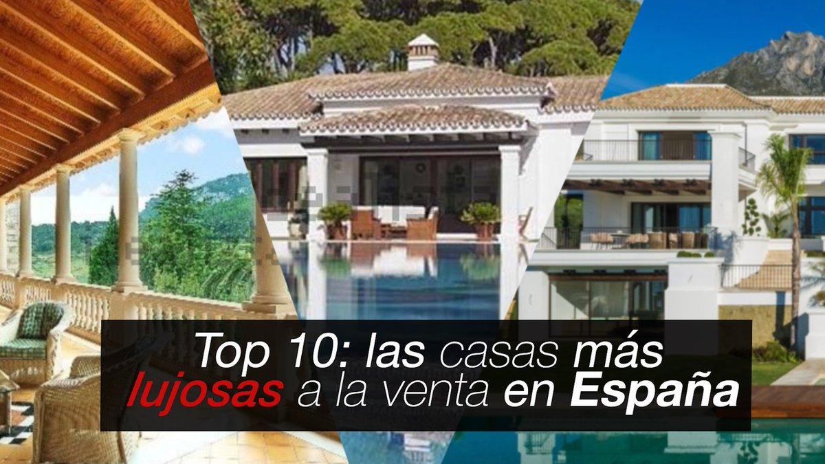 Top 10 las casas m s lujosas a la venta en espa a - Top casas rurales espana ...