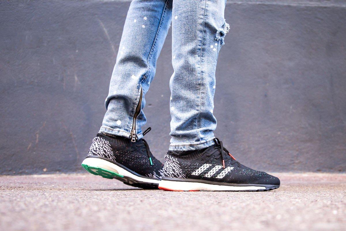 Adidas Adizero Prime Ltd Svart Hvit Og Grå Fem bCG4kxLEVo