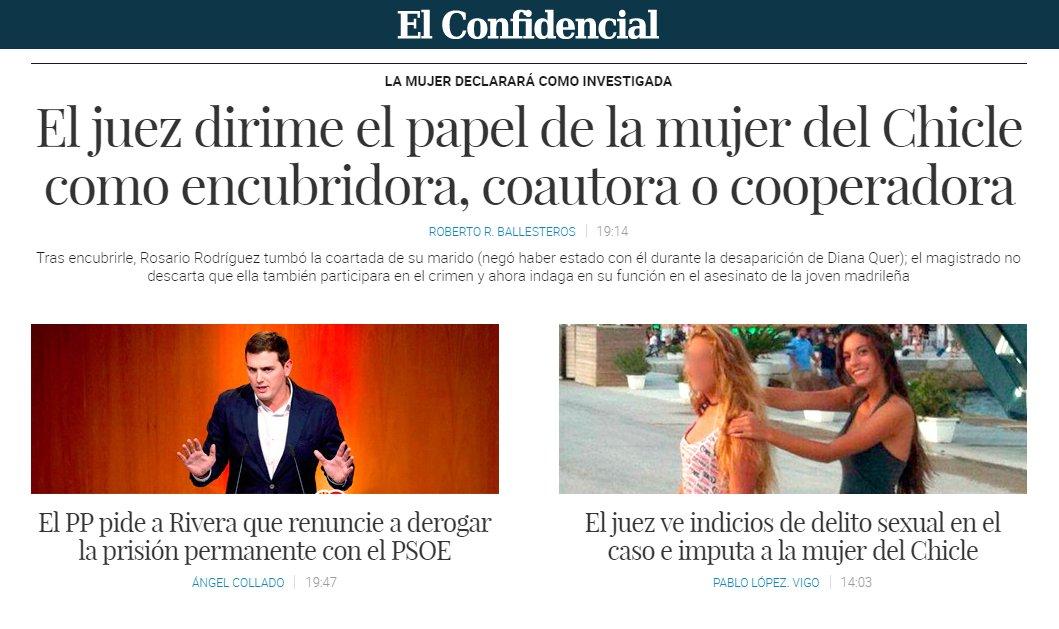 El Confidencial On Twitter En Portada El Juez Dirime El Papel De