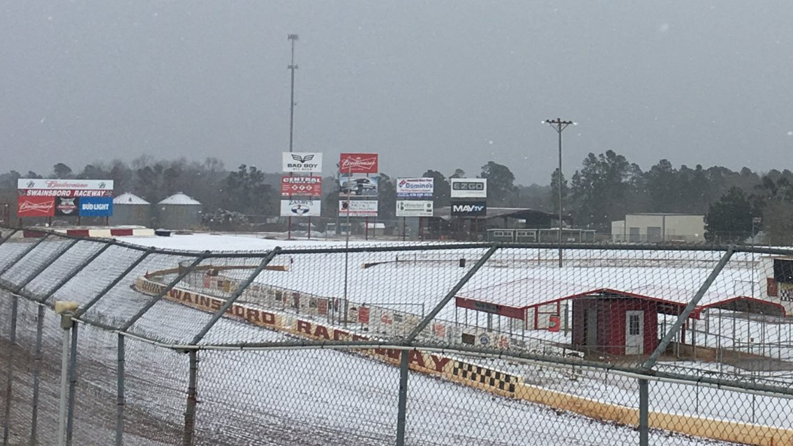 It may be cold there now but always hot racing at Mr. Purvis track.pic.twitter.com/JhJZEBNUkZ. South Georgia ...