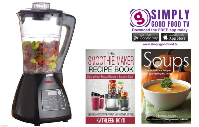 Simply good food tv on twitter freebiefriday win a food blender food blender and books on soups smoothes worth 60 rt follow sgftv mytwerp by 6pm this friday fridayfeeling newyear more info on twerp at forumfinder Image collections