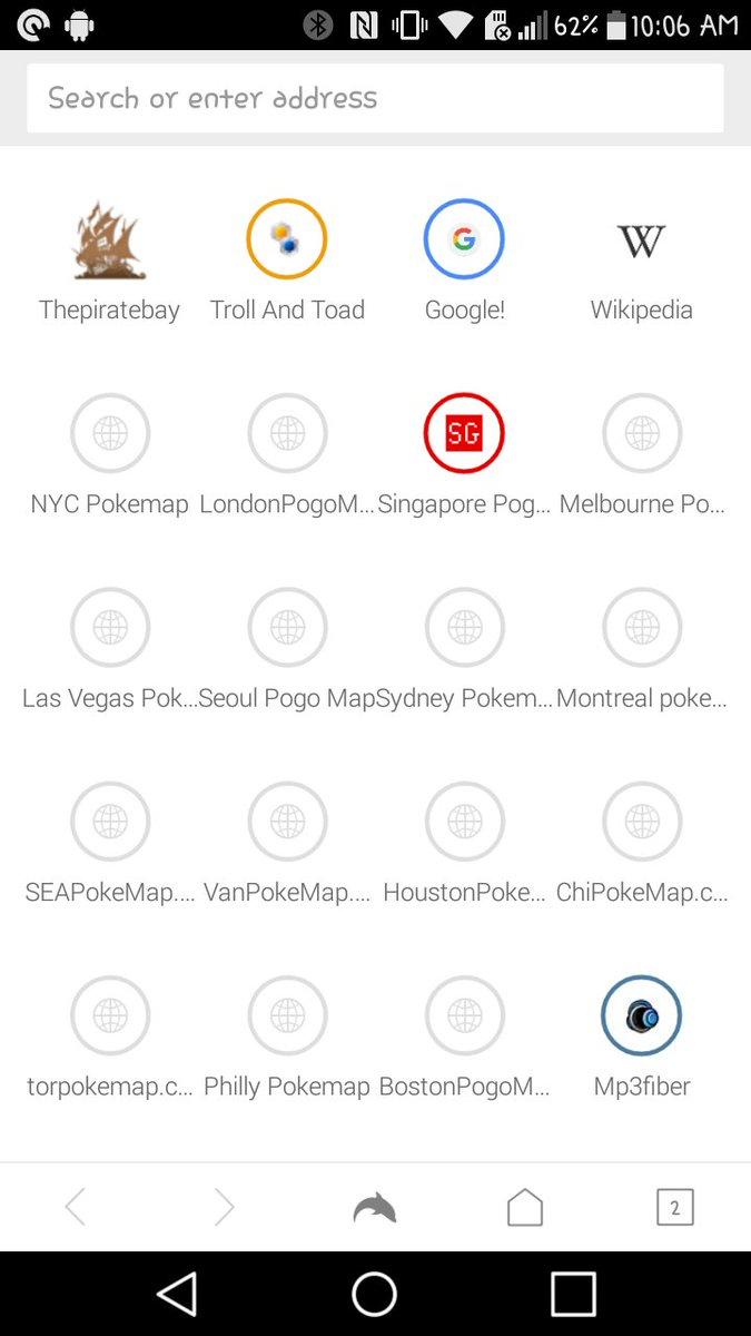 Singapore Pokemap