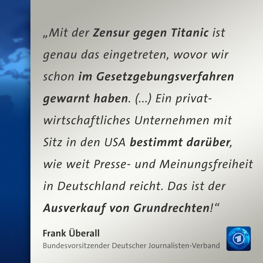 Zitat des Bundesvorsitzenden des Deutschen Journalisten-Verbandes