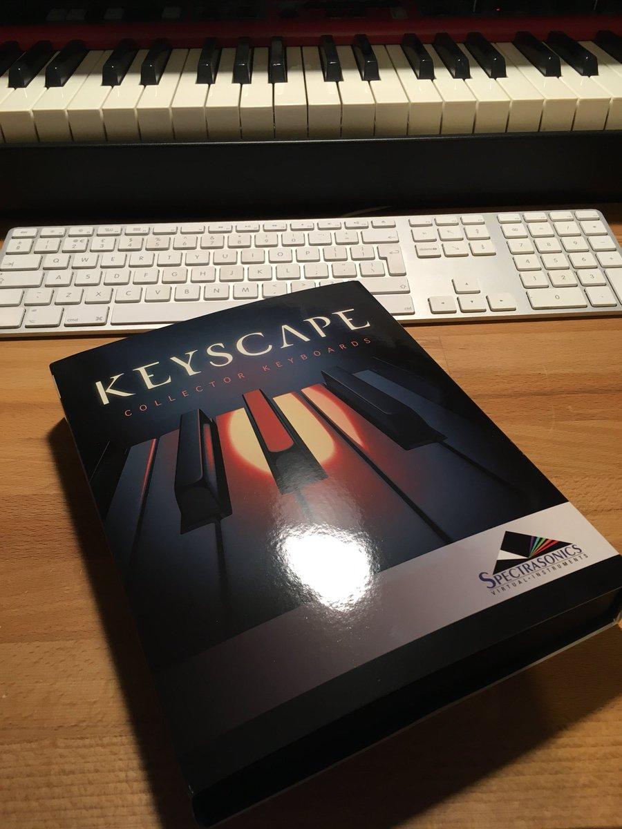 keyscape hashtag on Twitter