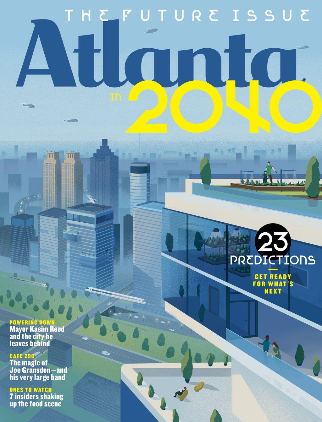 Collegamento in Atlanta