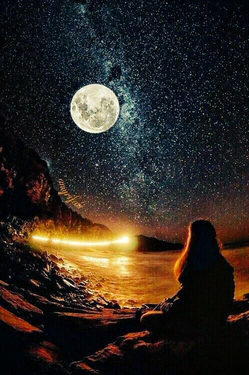 Картинки спокойной ночи и доброго утра