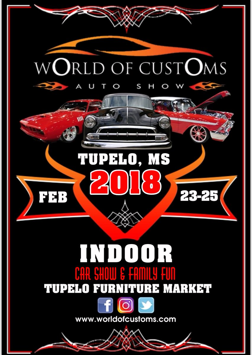 WrldOfCustmsAutoShow On Twitter We Would Love To Have The Duck - Tupelo car show