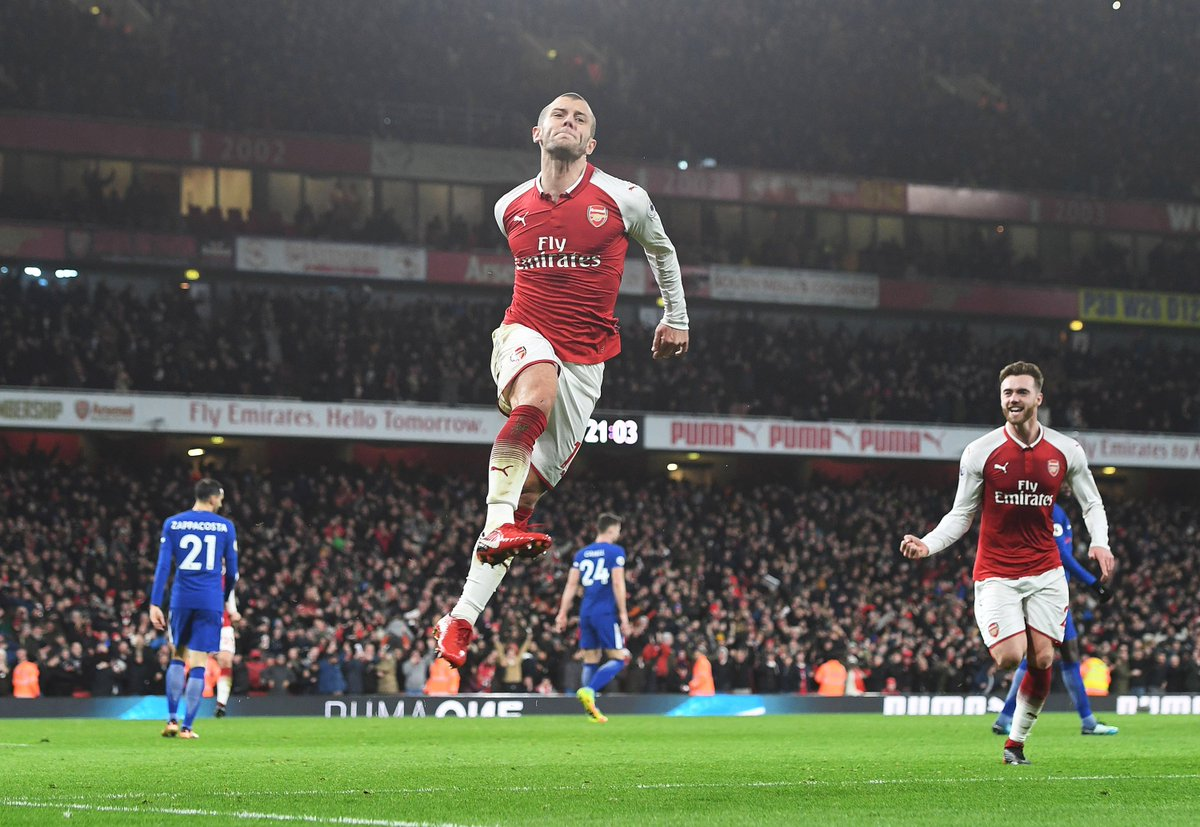 Jack discusses his first @premierleague goal of the season, #AFCvCFC and his future  👉 https://t.co/Xo5h4uuDoj