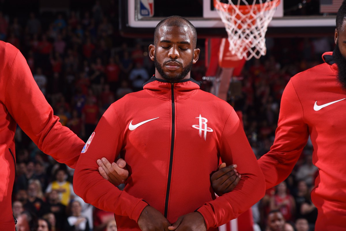 2528b8aeb70 ... beginning at least a two-week stint without James Harden. Chris Paul  has averaged 27.4 points, 6.4 rebounds and 14.1 assists per 36 minutes with  Harden ...