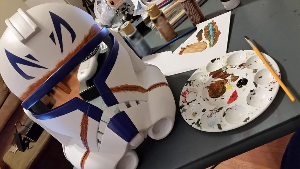 This fan trooped through Hoth-like conditions to build a fantastic Captain Rex cosplay. https://t.co/fgDwgK2nwd https://t.co/zo8jhJQpX8