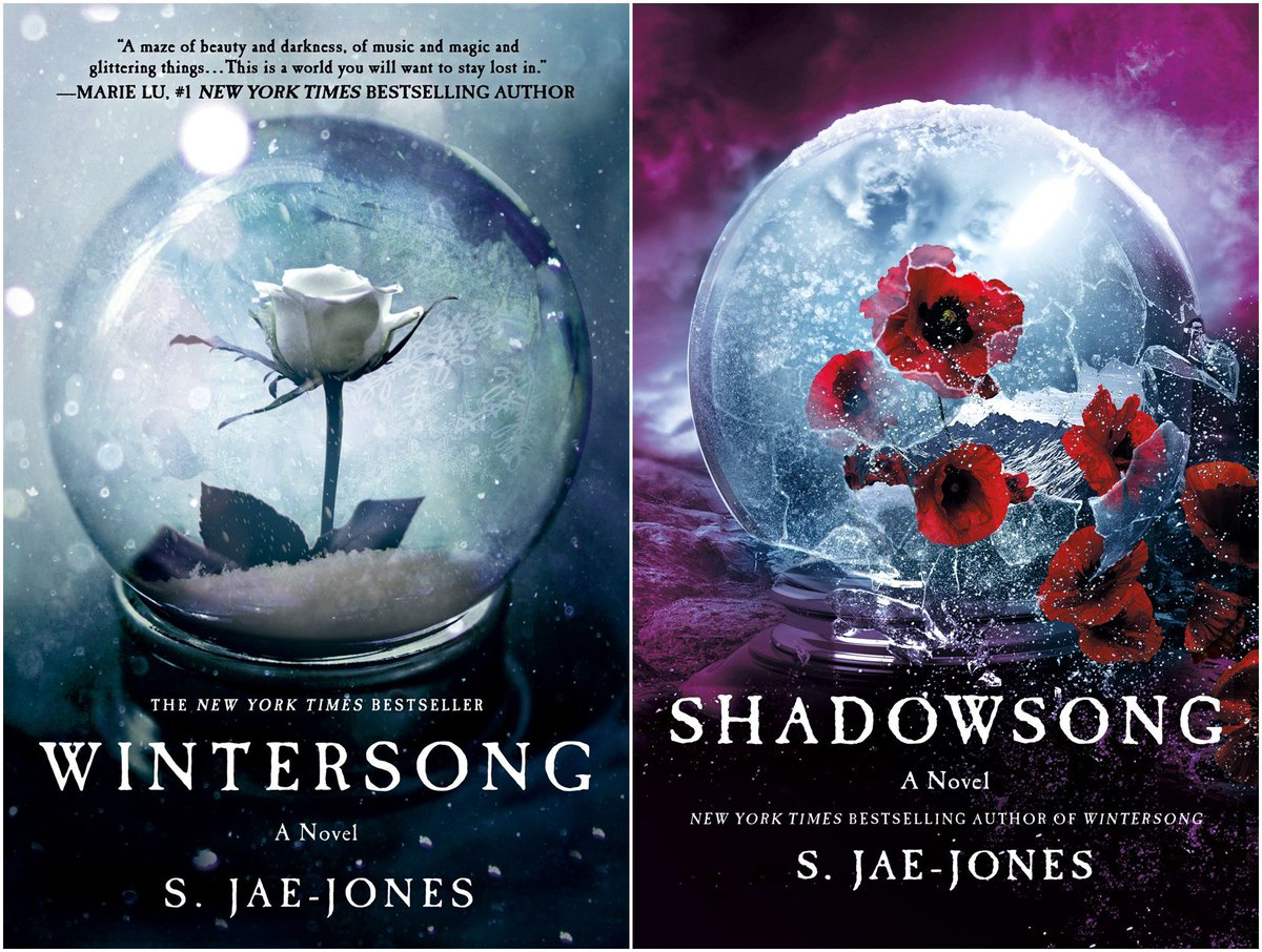 Image result for wintersong duology