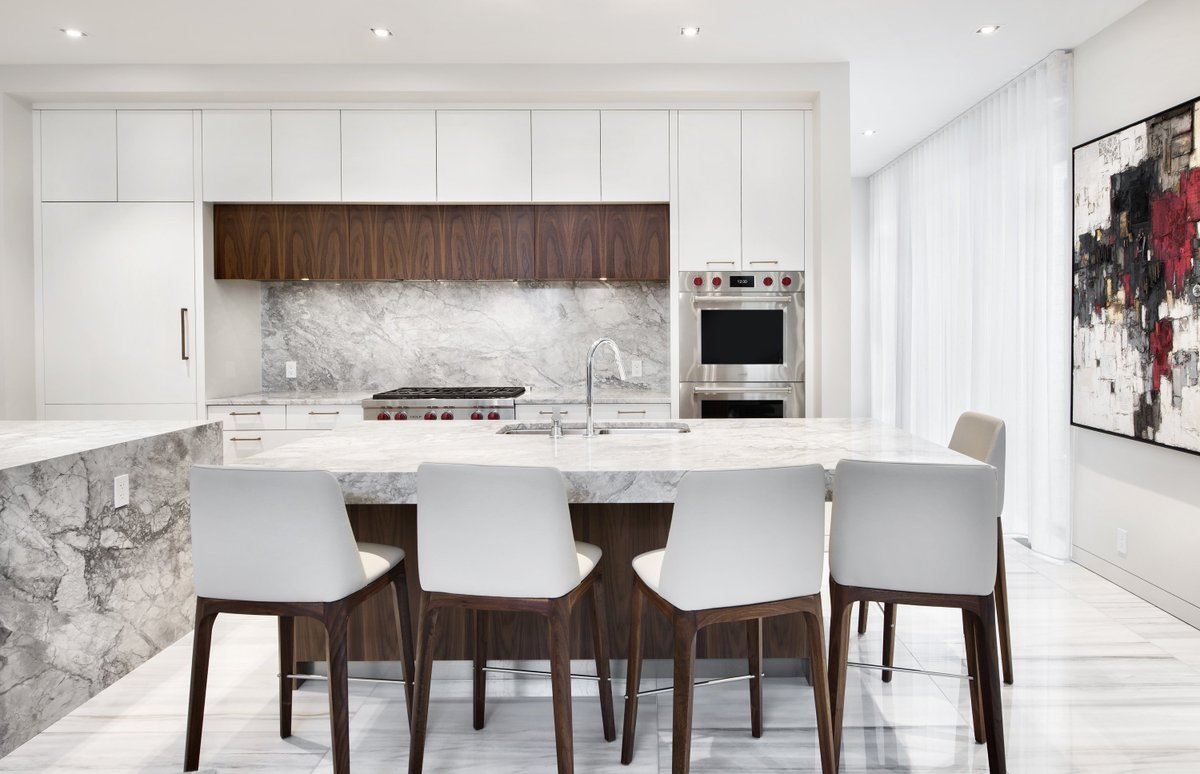 The winners: Custom Kitchen (241 sq. ft. or more), contemporary, $75,001  and over - @HobinArchitects, Irpinia Kitchens & 2H Interior Design ...