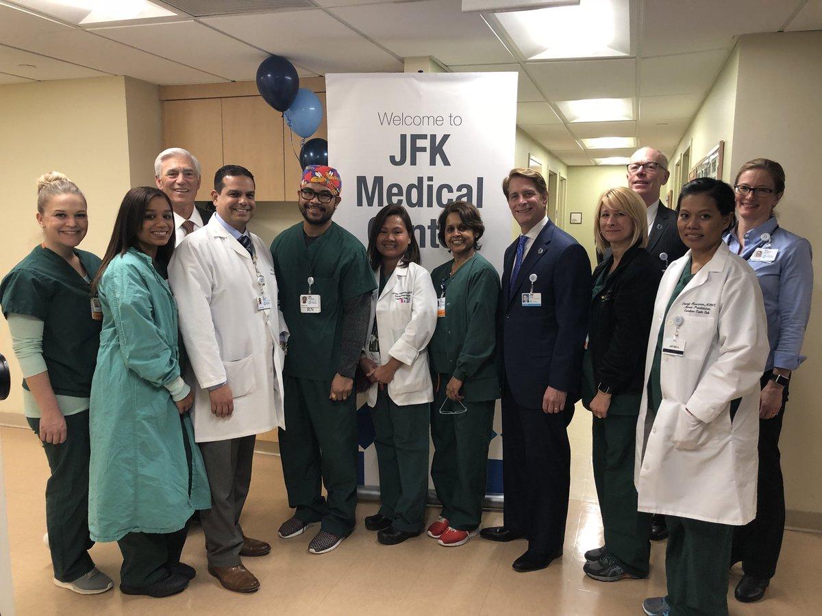 J F K Johnson Rehabilition Institute Picture